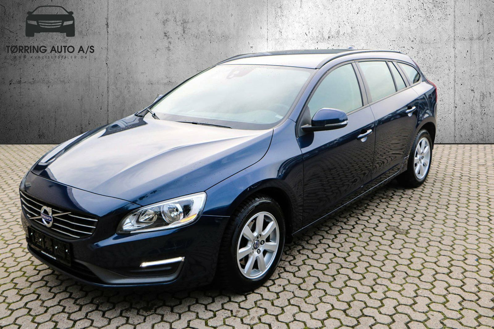 Volvo V60 1,6 D2 115 Kinetic 5d - 169.900 kr.