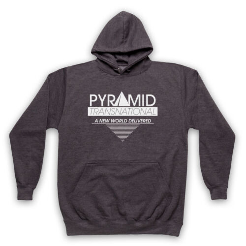 PYRAMID TRANSNATIONAL UNOFFICIAL WATCHMEN GRAPHIC NOVEL ADULTS /& KIDS HOODIE