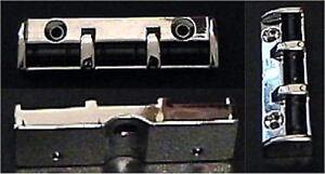 Aimable Guitar Parts Roller écrou-aider à Rester Dans Tune-chrome-afficher Le Titre D'origine DernièRe Technologie