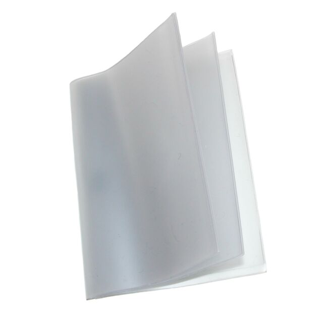 Pack of 4 Buxton Vinyl Window Inserts for Secretary or Checkbook Wallet