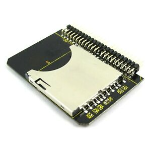 SD-SDHC-SDXC-MMC-Memory-Card-to-IDE-2-5-034-44Pin-Male-Adapter-Converter