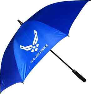 """United States Air Force Blue Wings 23"""" Long Rain Wooden ..."""