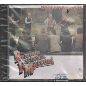 Premiata Forneria Marconi Pfm CD Play / Rca 74321 100812 Sealed