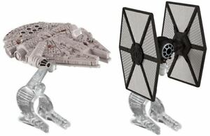 Hot Wheels Star Wars - TIE Fighter vs. Millennium Falcon - CGW95 Asst. CGW90