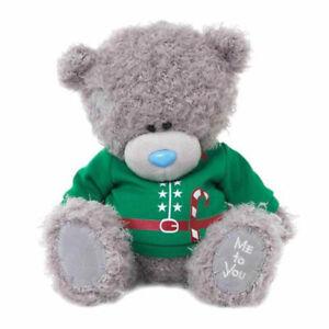 Tatty-Teddy-Me-to-You-Bear-Christmas-Elf-by-Carte-Blanche-10-inch-26-cm