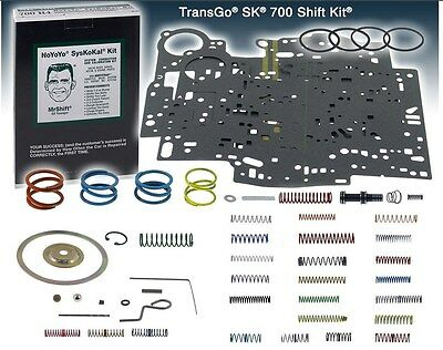 GM Transgo TH700-R4 Transmission Shift Kit