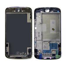 New LG Google Nexus 4 E960 Front Housing Mid Cover Middle Frame Housing Black