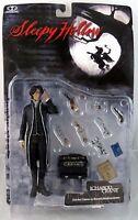 ichabod crane figure sleepy hollow 1999 mcfarlane toys johnny depp Toys