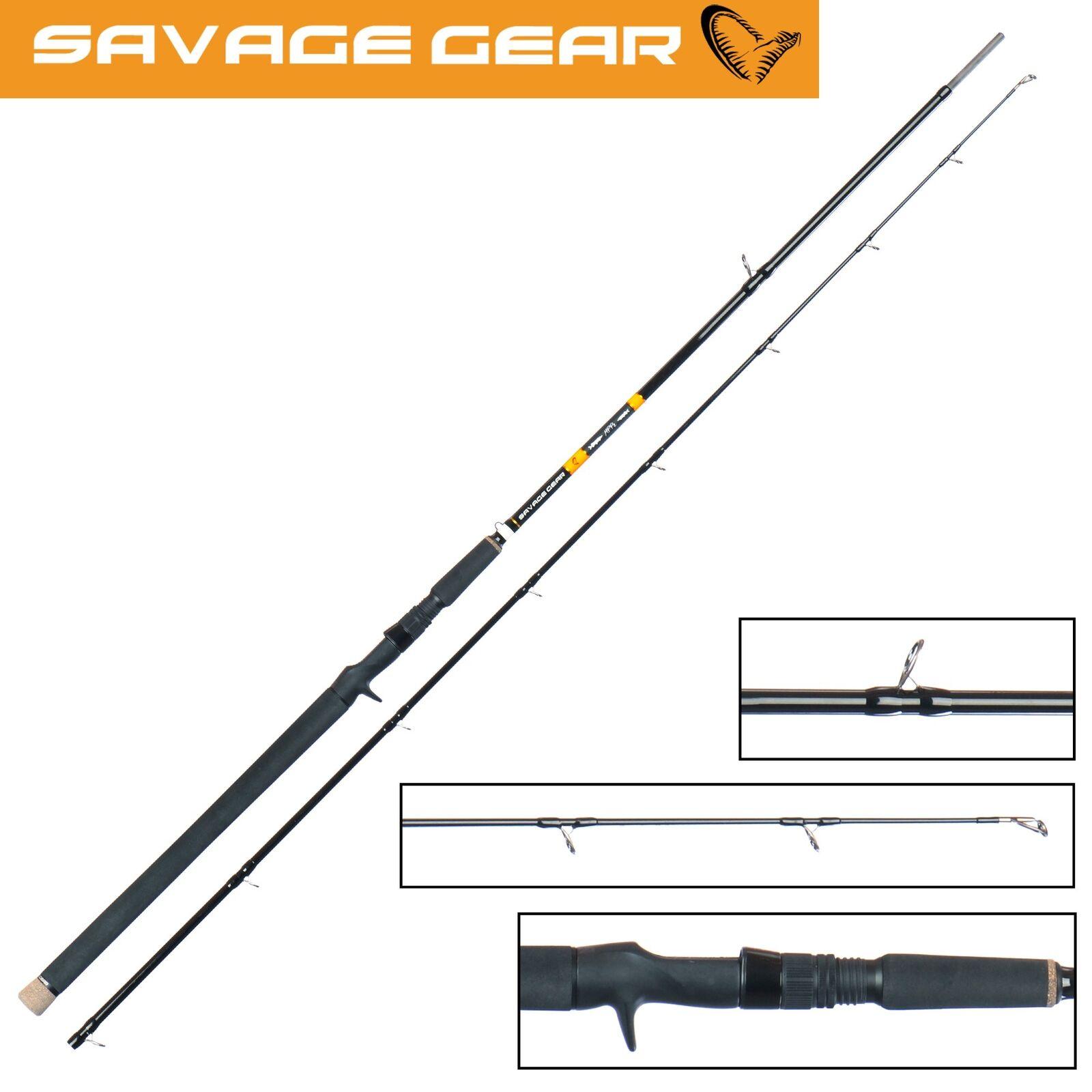 Savage Gear MPP2 Trigger Spinnrute 277cm 250g - Swimbaitrute, Hechtrute