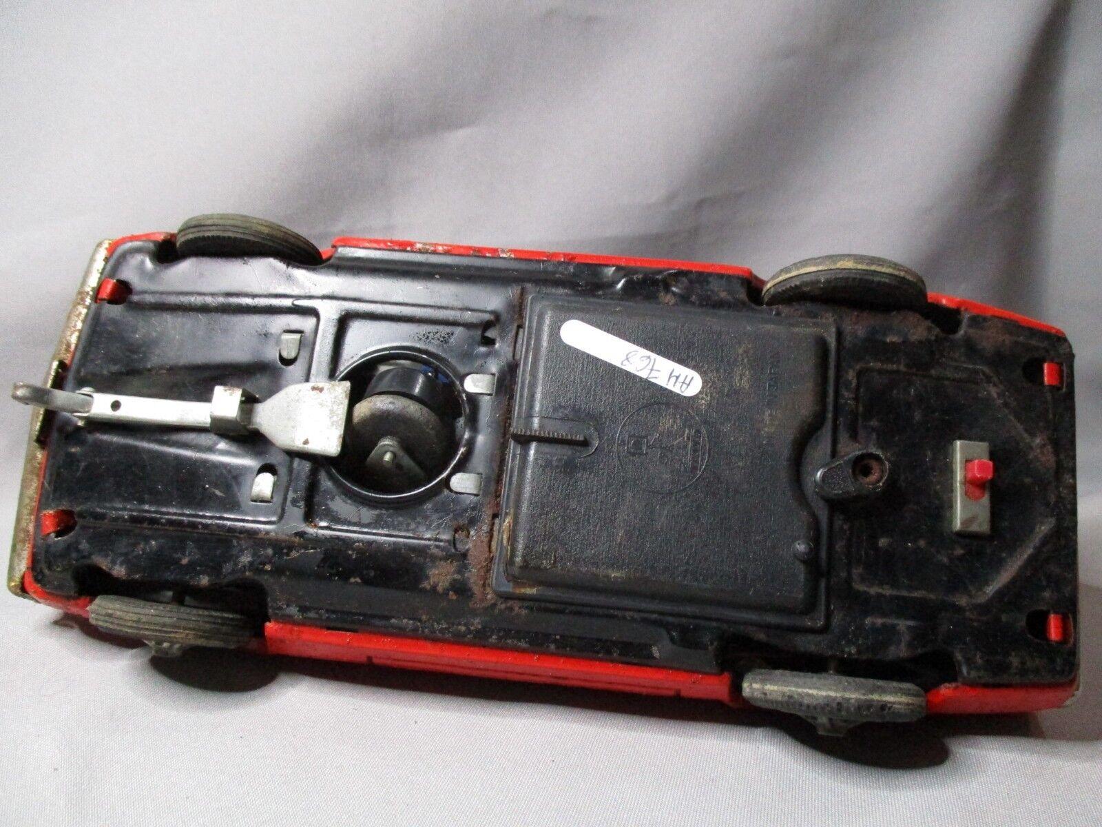 AH768 TAIYO FORD MUSTANG MACH1 TOLE MADE IN JAPAN 1 1 1 18 A RESTAURER 7a8e7e