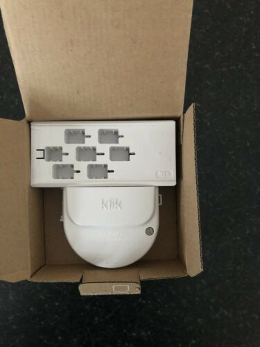 17X Hager KLPCR//7 Klik System 16A 7 Pin Plug-In Ceiling Rose New /& Boxed