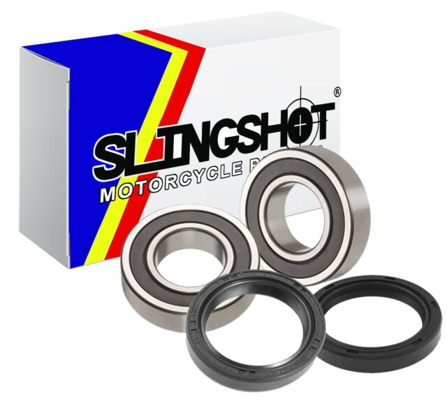Slingshot Front Wheel Bearings & Seals Honda VT750 RS 10-13