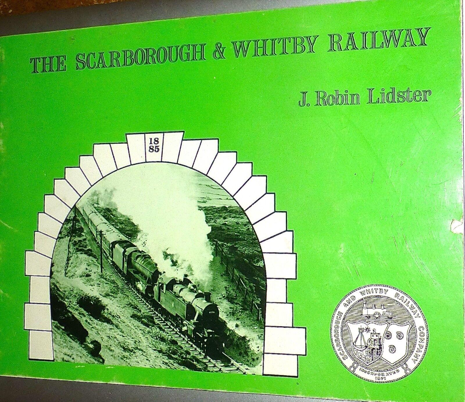 The scarbgoldugh whitby railway j. robin lidster HJ3 å