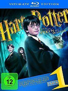 harry potter und der stein der weisen ultimate edition    dvd   zustand gut   ebay
