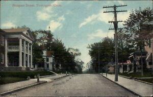 Torrington-CT-Prospect-St-c1910-Postcard