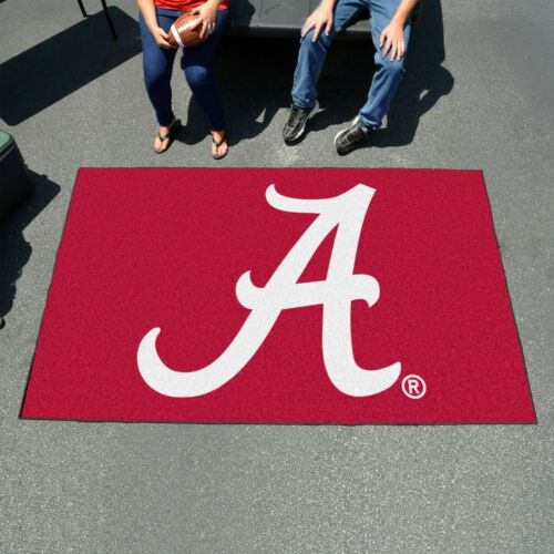 Alabama Crimson Tide 5/' X 8/' Ulti-Mat Area Rug Floor Mat