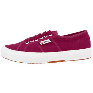 Superga 2750 COTU CLASSIC Scarpe Cerise s000010x6r Sport Sneaker Tempo Libero