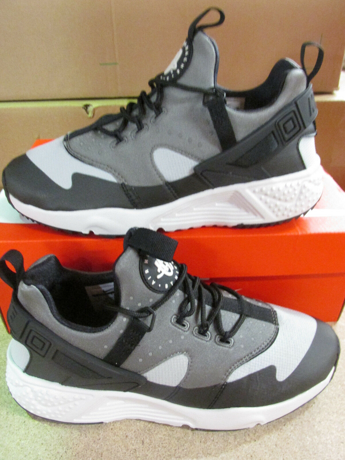 nike air huarache utility sneakers Hombre trainers 806807 003 sneakers utility Zapatos b9451c