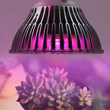 LED Full Spectrum IR UV Grow Light 14W 28 SMD LEDs E27 Plant Flower Grow Bulb