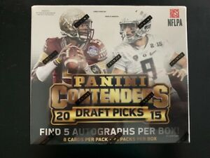 2015-Panini-Contenders-Draft-Picks-Football-Box-Hobby-5-Autos