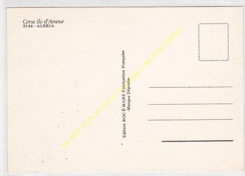 CP CORSE 20270 ALéRIA Edit ROC E MARE 2144