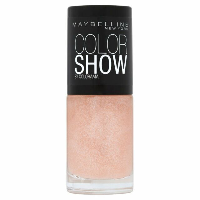 Maybelline Colour Show Nail Polish, Sugar Crystals Number 46 7 ml
