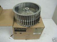 Dayton Blower Wheel P/n 2utu3 1/2 Bore Size 9-7/16 X 4-13/32 Weight: 4lbs