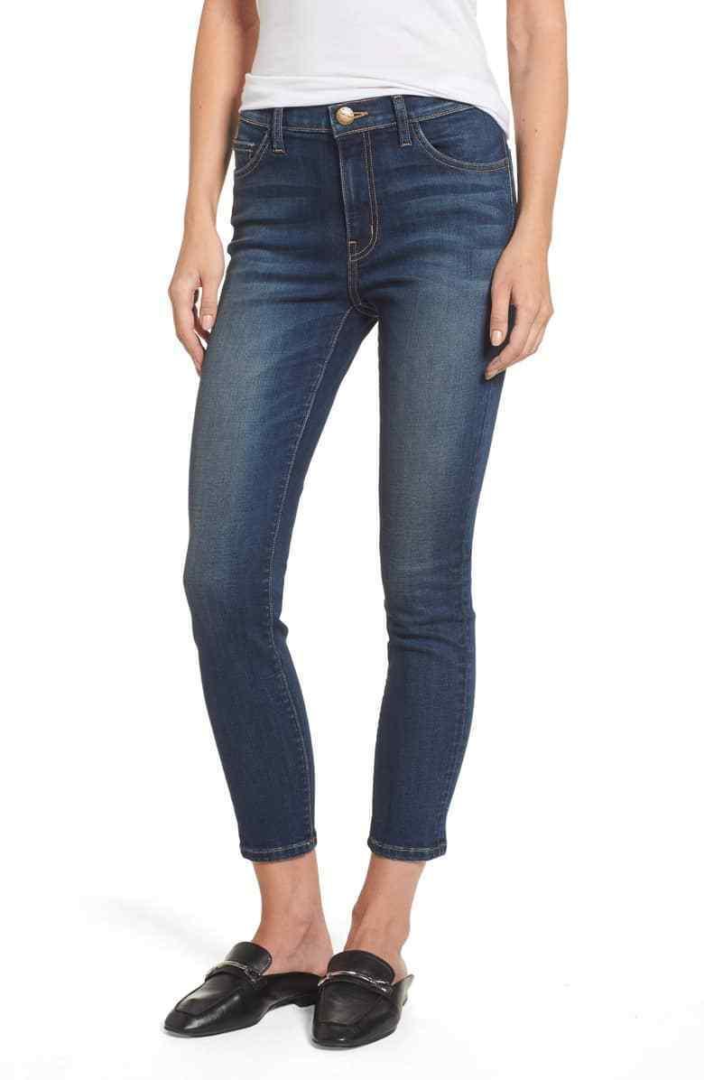 nuevo  actual ELLIOTT el STILETTO  Cintura Alta Tobillo Skinny Jeans amor encontrado Talla 30  tienda de venta en línea