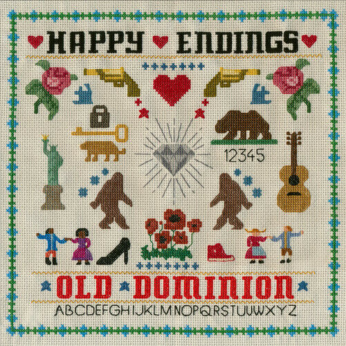 Old Dominion - Happy Endings [New CD]