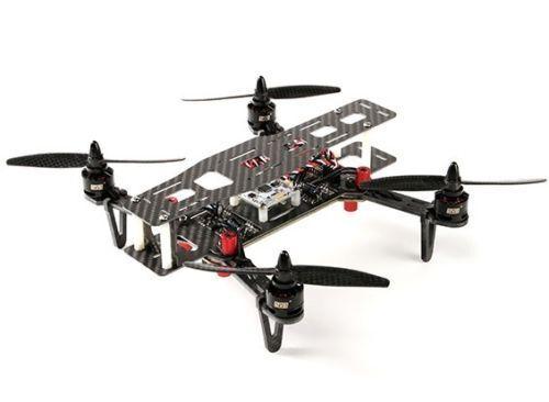 DYS DYS DYS 250 FULL autoBON FIBER RACE DRONE QUADCOPTER FOLDING ARMS CASE PNF ASSEMBLED d62328