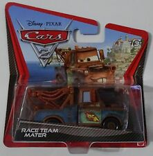 MATTEL® V8868 Disney Cars Race Team Mater in 1:55