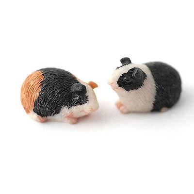Dollhouse Miniature 1:12 Hamster Guinea Pig Food Box Pet Animal