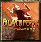 Blackfoot Fox Theater Atlanta 24 07 81 1981 Southern Rock CD
