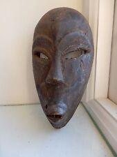 Tribal africano Máscara 20TH C ex casa de campo etnográfico Collection kk2 Alien
