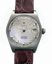 Vintage 60s TISSOT VisoDate SEASTAR PR 516 Automatic Date Men's Watch Omega line