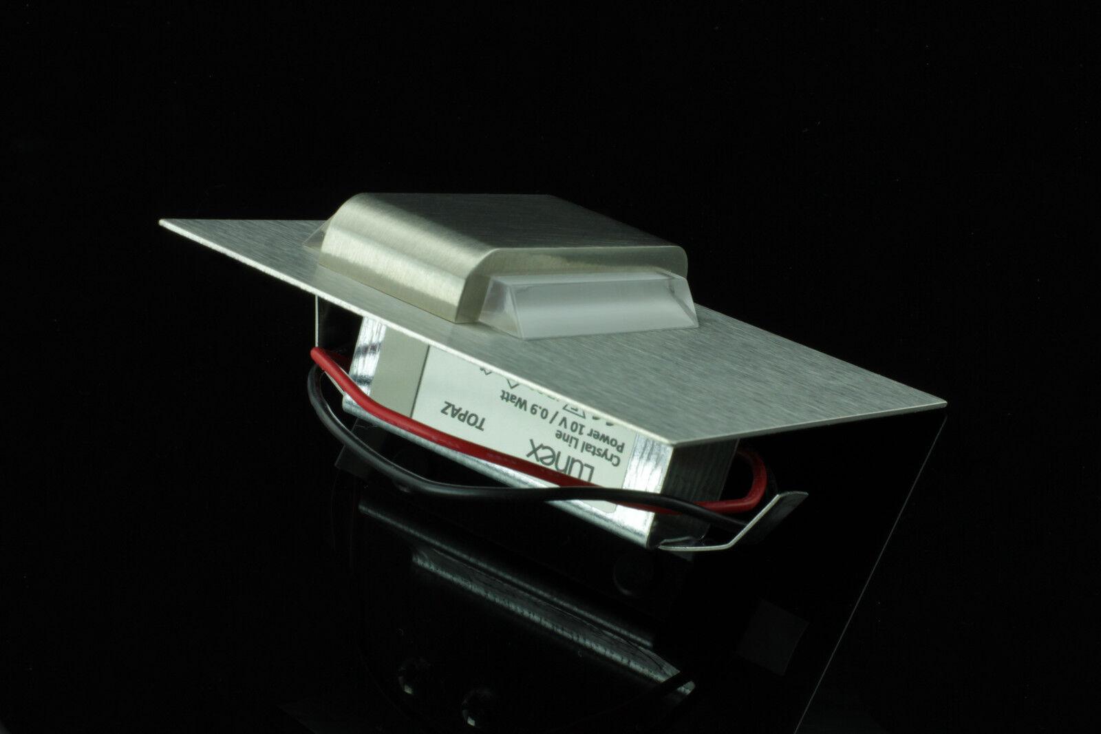 LUNEX Lightning Améthyste DEL DECOR Lightning LUNEX Placard Armoire Escalier Murale Lampe 7 Couleurs 075c35
