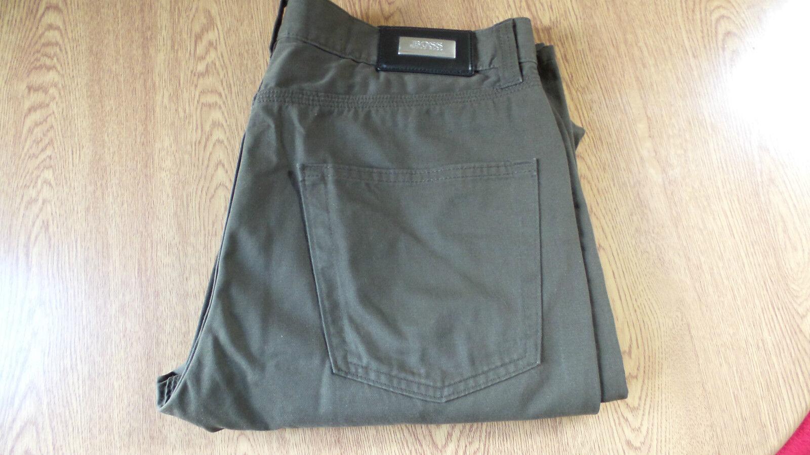 HUGO BOSS select line alabama jeans style trousers 33X34