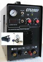 Simadre Plasma Cutter 520dp 50a / 200a Tig Arc Mma Welder +foot Pedal +argon