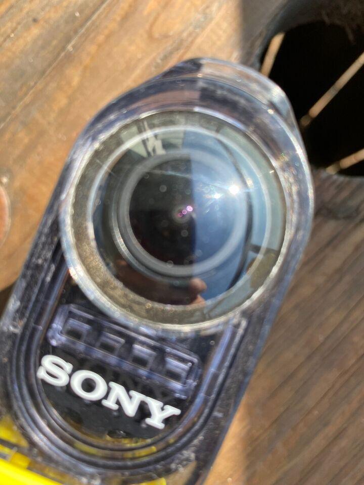 Video action, digitalt, Sony