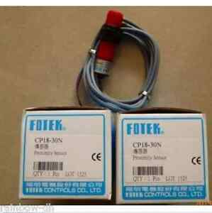 ONE FOTEK capacitive proximity switches CP18-30N