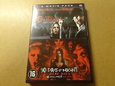2-DISC DVD / 30 DAYS OF NIGHT + 30 DAYS OF NIGHT: DARK DAYS