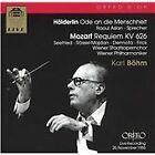 Hölderlin: Ode an die Menschheit; Mozart: Requiem (2006)