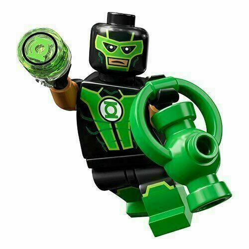 Polybag lego minifigure figure new dc comics 71026 no 8 green lantern simon