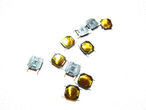 10  4x4.5x0.7mm 4 Pin SMD Micro Momentary Push Button Tactile Switch