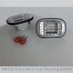 WEISSE-Seitenblinker-Lexus-GS-300-400-RX-300-330-350-400h-TTE-Toyota-Supra-Mk4