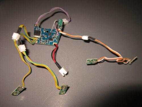 Carrera Digital 132 Decoder 26732  Version ab 2016  Inkl SMD LED
