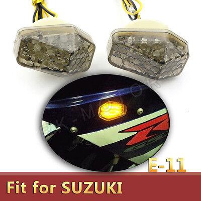 Flush Mount Turn Signals Light For SUZUKI GSXR1000 2001-2004 2002 2003