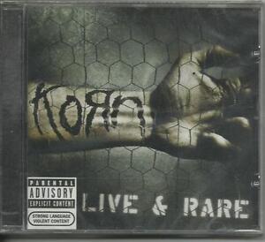 Korn-Live-amp-Rare-2006-CD