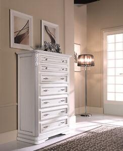 Cassettiera laccata bianca bianco como 39 camera da letto settimino vari colori ebay for Camera da letto laccata bianca