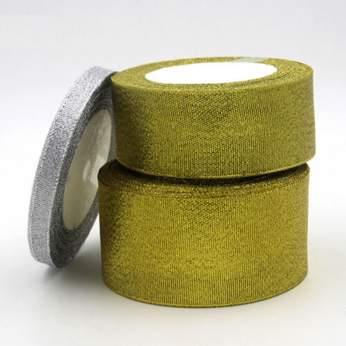 Silk Satin Ribbon 25 yards Wedding Party Festive Decor Craft*Gifts Wrapping FO
